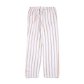 Women's Striped Pyjamas - White