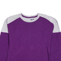 Women Plain Tees - Purple