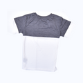 Boys Sport Tees - Grey  & White