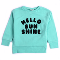 Girls Printed Sweatshirt