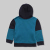 Boys Sweatshirt - Red & Blue