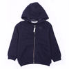 Boys Hoodie Zipper - Dark Blue