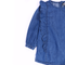 Girls Denim Shirt - Blue