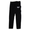 Girls Sports Jegging - Black