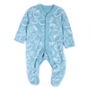Boys Printed Bodysuit - Sky Blue