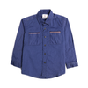 Boys Casual Shirt - Dark Blue