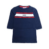 Girls Sweatshirt - Navy Blue
