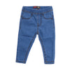 Girls Jegging - Blue