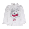 Girls Graphic Tees - White