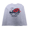 Boys Graphic Tees - Grey