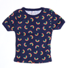 Boys Graphic Tees - Dark Blue