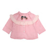 Girls Wool Sweater - Pink