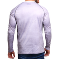 Men's Sports Tees - Light Grey