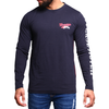 Men's Tees - Navy Blue