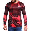Men's Sports Tees - Red