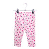 Girls Printed Capri