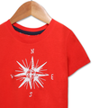 Graphic Tees - Red