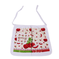 Colorful Printed Apron - Half