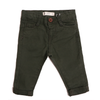 Boys Cotton Pant - Green