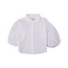 Girls Frock - White