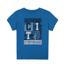 Boys Graphic Tees - Blue