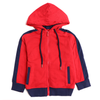 Boys Hoodie Zipper - Red