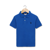 Plain Polo - Blue