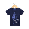 Graphic Tees - Dark Blue