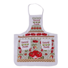 Colorful Printed Apron - Long