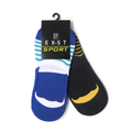 Pack of Two Footie Socks