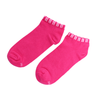 Women's Ankle Socks - Fuchsia Pink