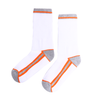 Women Long Socks - Orange Stripe