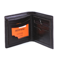 Men Wallet - Black