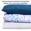 Pillow Covers Pack Of 8