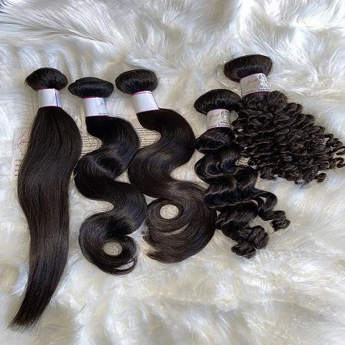 2 Bundles Deal - Jentistyles Hair Collection