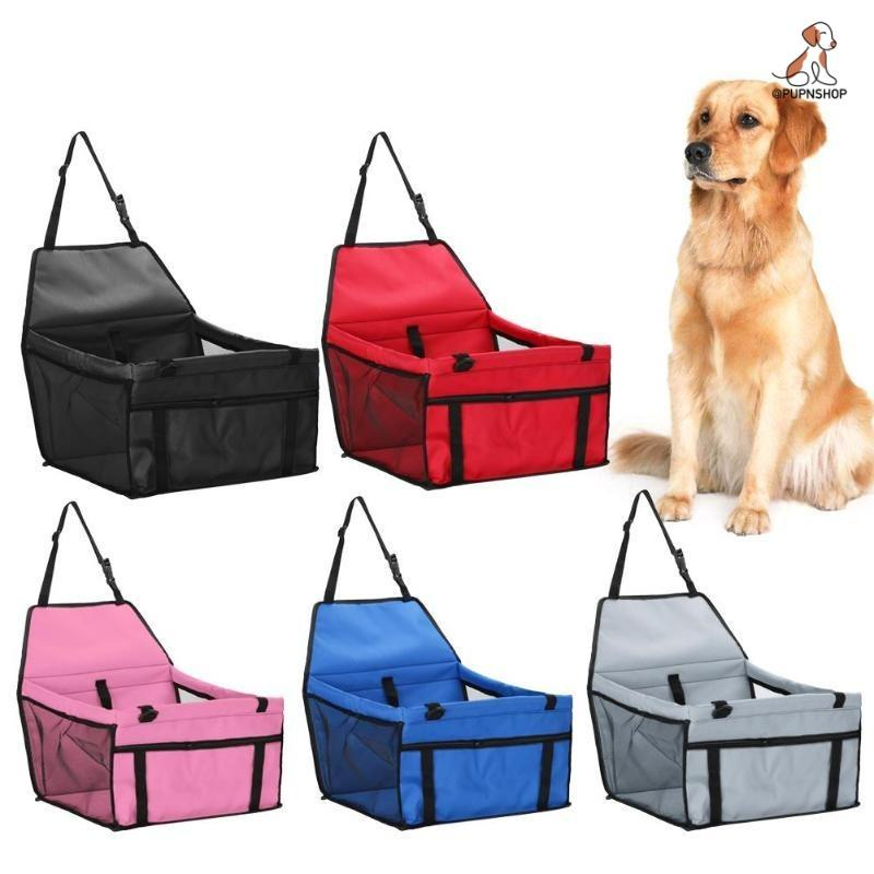 Car Basket - Pup n Shop