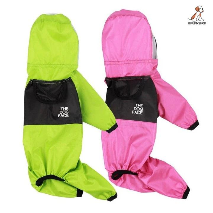 The Dog Face Waterproof Suit - Pup n Shop