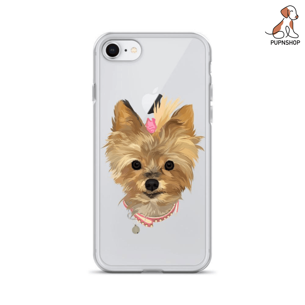 Designed by Primrose: Custom Digital iPhone Case - Pup n Shop