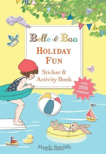 Holiday Fun Sticker Book