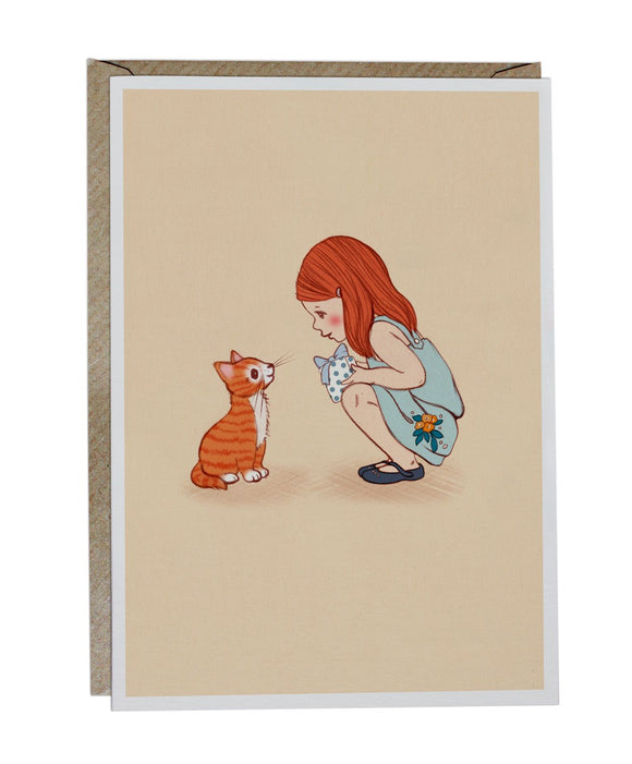 Kitty Card
