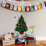 Christmas Tree Wall Sticker Decals