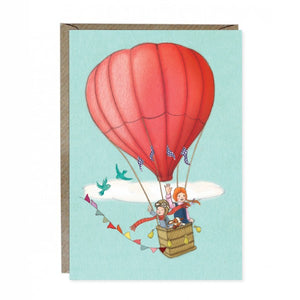 Balloon Adventure Card