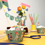 Father's Day Party Download Kit