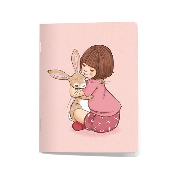 Belle Hugs Boo Mini Notebook