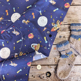 Space Adventure Fabric