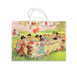 Medium Woodland Feast Gift Bag