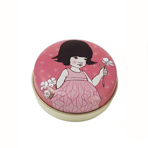 Flower Girl Pocket Tin