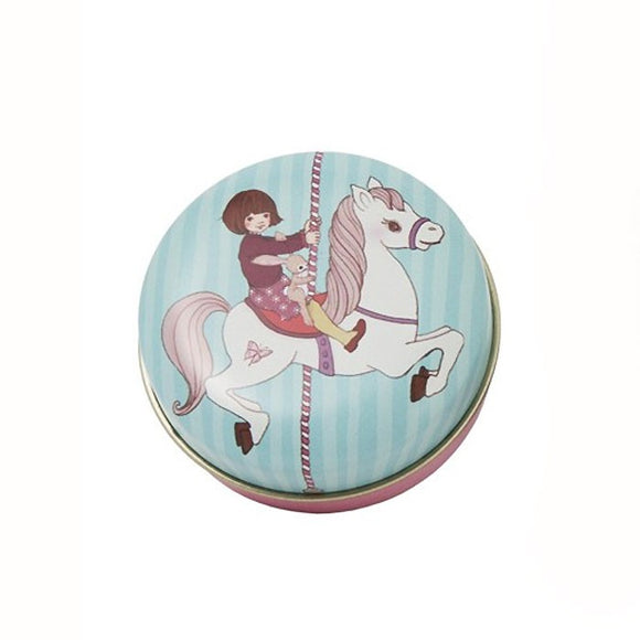 Carousel Pocket Tin