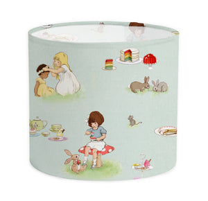 Tea Party Lampshade