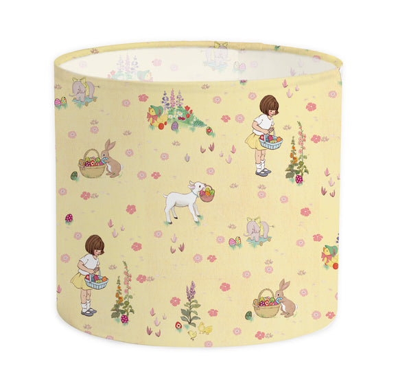 Easter Basket Lampshade
